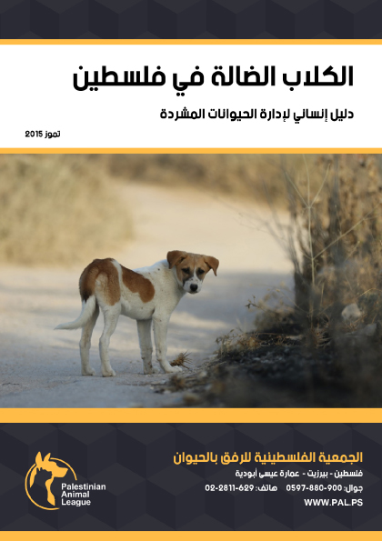 Stray Dogs - Final Arabic- Cover
